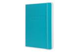 Abbildung von10 Stück Moleskine® A5 Notizbuch Hardcover mit Folienprägung bedrucken