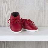 Billede afASI Dukke snørresko 43 46 cm Rød
