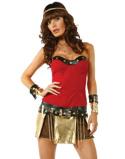 """Bilde av""""Den Romerske Gladiatoren Kostyme"""""""