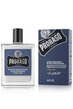 Afbeelding vanProraso Single Blade after shave balm Azur Lime 100ml