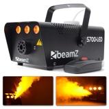 Afbeelding van2e keus BeamZ Rookmachine S700 LED met vlam effect