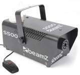 Afbeelding van2e keus BeamZ S500 kleine Rookmachine met Rookvloeistof