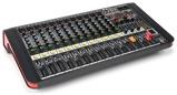 Afbeelding vanPower Dynamics PDM M1204A 12 kanaals muziek mixer / versterker