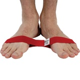 Afbeelding vanEnkel oefeningen trainer Medium Rood