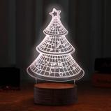 Afbeelding van3D Light Christmas Tree