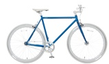 Afbeelding van(101593) Vogue Loco automatic 2 speed blauw/wit