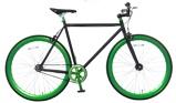 Afbeelding van(1001591) Vogue Loco automatic 2 speed mat zwart/groen