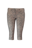 Imagen deMS Mode Damas Pantalones pirata Magic Simplicity SLIMS Verde