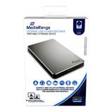 Afbeelding vanHarddisk 3.0 MediaRange externe HDD 1TB Harde Schijven
