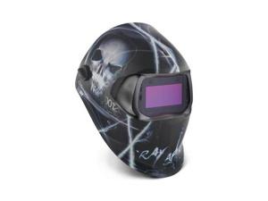 Afbeelding van 3M 752220. Speedglas 100 Laskap Xterminator met lasfilter 100V ADF kleur 8 12