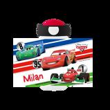 Abbildung vonCars Verschlussbecher mit Namen vom Kind bedrucken Mepal Verschlussbecher Campus Disney