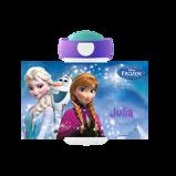 Abbildung vonFrozen Verschlussbecher mit Namen vom Kind bedrucken Mepal Verschlussbecher Campus Disney