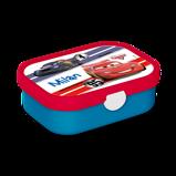 Abbildung vonCars Brotdose mit Namen vom Kind bedrucken Mepal Lunchbox Disney
