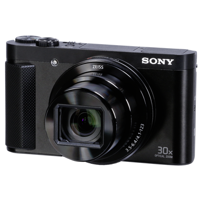 Afbeelding van Sony Cybershot DSC HX90V zwart (DSCHX90VB.CE3)