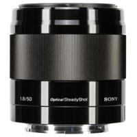 Thumbnail of Sony SEL 50mm F/1.8 OSS zwart E mount (SEL50F18B.AE)