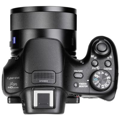 Afbeelding van Sony Cybershot DSC HX400V zwart (DSCHX400VB.CE3)