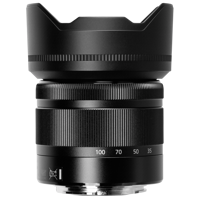 Thumbnail of Panasonic Lumix G Vario 35 100mm f/4.0 5.6 ASPH Mega OIS MFT mount objectief Zwart