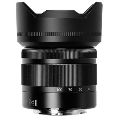 Afbeelding van Panasonic Lumix G Vario 35 100mm f/4.0 5.6 ASPH Mega OIS MFT mount objectief Zwart