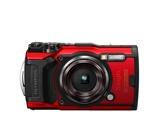 Afbeelding vanOlympus Tough TG 6 compact camera Rood