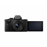Thumbnail of Panasonic Lumix DC G100 systeemcamera + 12 32mm DMW SHGR1 Tripod Grip
