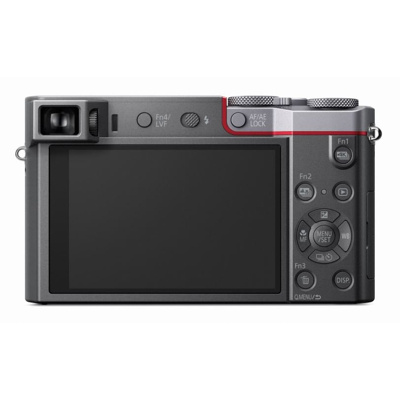 Afbeelding van Panasonic Lumix DMC TZ100 EG S compact camera zilver