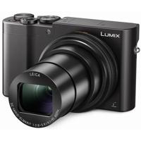 Thumbnail of Panasonic Lumix DMC TZ100 EG K compact camera zwart