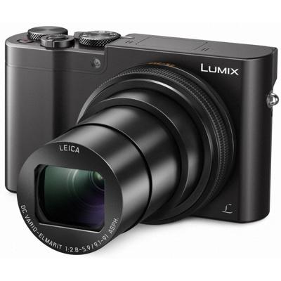 Afbeelding van Panasonic Lumix DMC TZ100 EG K compact camera zwart