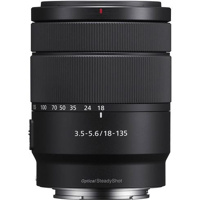 Thumbnail of Sony E 18 135mm f/3.5 5.6 OSS objectief (SEL18135.SYX)