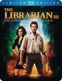 Afbeelding vanThe Librarian 3 Curse Of Judas Chalice (steelbook)