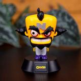 Afbeelding vanPaladone lamp Crash Bandicoot: Doctor Neo Cortex Icon light 10 cm geel