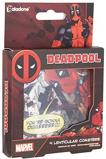 Afbeelding vanPaladone onderzetters holografisch Deadpool 4 stuks 9 cm