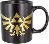 Afbeelding vanPaladone mok The Legend of Zelda Hyrule porselein 300 ml zwart