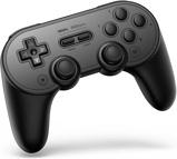 Afbeelding van8Bitdo SN30 Pro+ Bluetooth Gamepad (Black Edition)