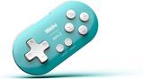 Afbeelding van8Bitdo Zero 2 Mini Bluetooth Gamepad (Turquoise)