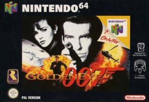 Afbeelding van 007 Goldeneye Nintendo 64 Tweedehands