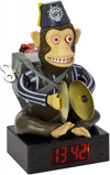 Afbeelding vanPaladone Call of Duty: Monkey Bomb wekker 17 cm zwart