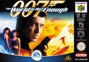 Afbeelding van 007 The World Is Not Enough Nintendo 64 Tweedehands