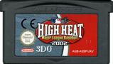 Afbeelding vanHigh Heat Baseball 2002 (losse cassette)
