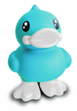 Afbeelding vanB.Duck spaarpot eend blauw 16 cm