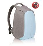 Afbeelding vanXD Design Bobby Compact Anti diefstal Rugzak pastel blauw Laptoptas backpack