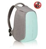Afbeelding vanXD Design Bobby Compact Anti diefstal Rugzak mint green Laptoptas backpack