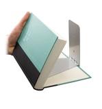 Afbeelding vanUmbra onzichtbare boekenplank Conceal klein Zilver