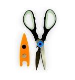 Afbeelding vanKikkerland keukenschaar met opener vogel Toucan