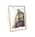 Afbeelding vanUmbra Prisma fotolijst (Geschikt voor fotomaat: 25x20 cm, Kleur lijst: koper)
