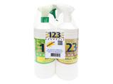Afbeelding van123 Products Alpha En Omega Wet Voordeelpakket