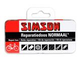 Abbildung vonDyto Fahrrad Zubehör Reifenreparaturset Simson Normal, 5050002