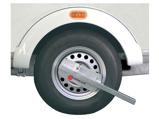 Imagen deDoubleLock Compact Buffalo seguridad para rueda
