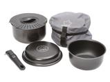 Image deBo Camp Batterie de cuisine Trekking 5 Pièces Aluminium