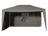 Afbeelding vanGarden Impressions Esprit 2 zijwanden 3m & 4m donker grijs