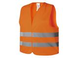 Afbeelding vanPro Plus oranje veiligheidsvest